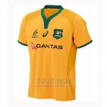 Maillot Australie Rugby 2018-19 Domicile