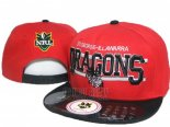 NRL Snapbacks Casquettes Dragons
