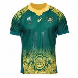 Maillot Australie Rugby RWC2019 Exterieur