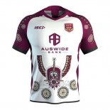 Maillot Queensland Maroons Rugby 2019 Heroe