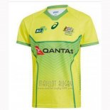 Maillot Australie 7s Rugby 2019-20 Domicile