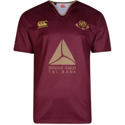 Maillot Domicile Georgia Rugby 2020 Canterbury