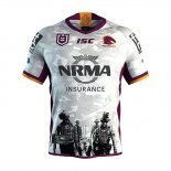 Maillot Brisbane Broncos Rugby 2019-2020 Commemorative