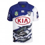 Maillot Canterbury Bankstown Bulldogs Rugby 2018 Indigene