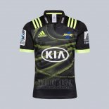 Maillot Hurricanes Rugby 2018 Exterieur