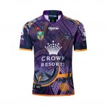 Maillot Melbourne Storm Rugby 2018-19 Commemorative