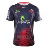 Maillot Queensland Reds Rugby 2018 Entrainement