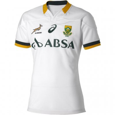 Afrique du Sud Springboks 2014 ASICS Home & Alternate Shirts