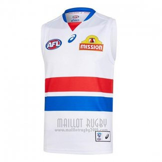Maillot Western Bulldogs AFL 2019 Exterieur