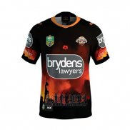 Maillot Wests Tigers Rugby 2018 Commemorative