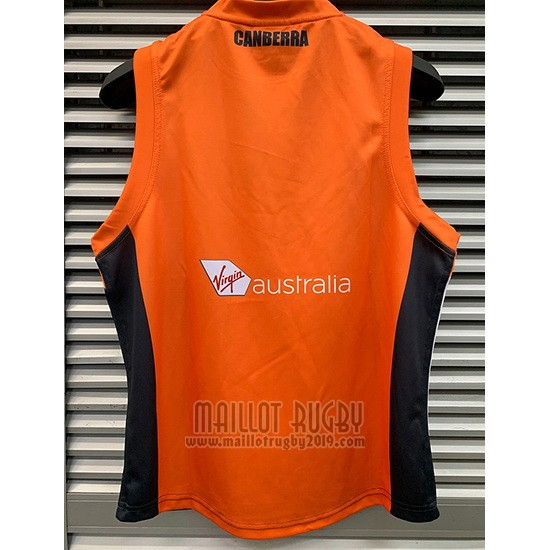 Maillot Greater Western Sydney Giants Afl 2019 Orange