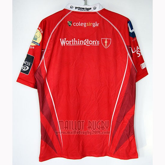 Maillot Scarlet Rugby Entrainement