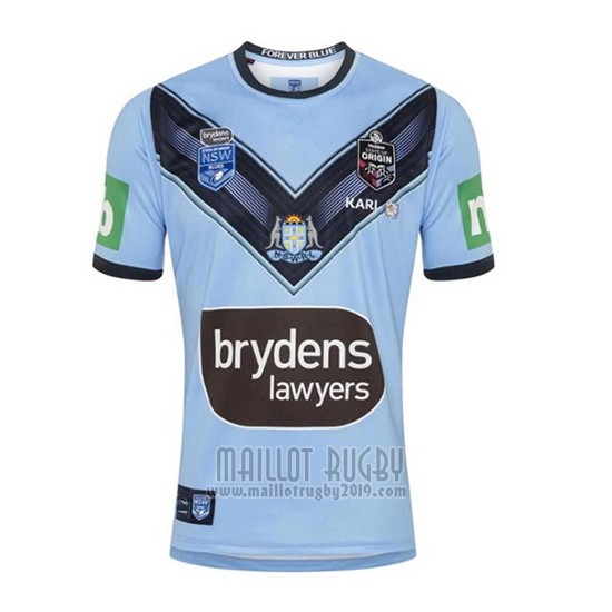 Maillot NSW Blues Rugby 2020 Domicile