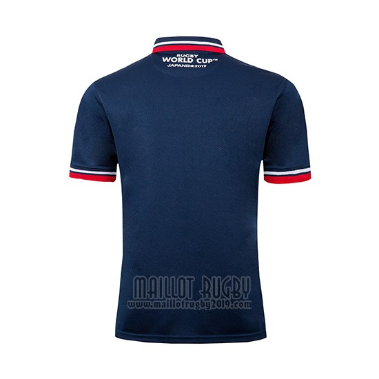 Maillot Polo Angleterre Rugby RWC2019